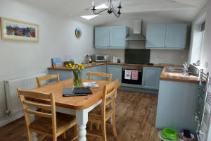 Dining, 1 Bethany Place, Self-Catering, St Just, Cornwall