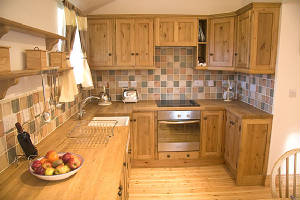 Meadow Cottage Kitchen