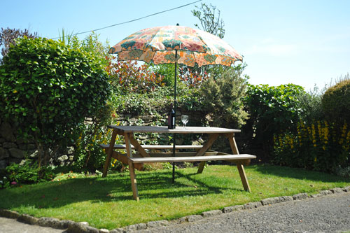 Front Garden, Capeway, Self-Catering, St Just