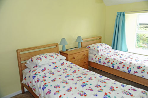 Twin Room, Capeway, Self-Catering, St Just